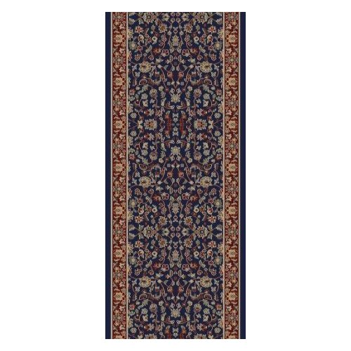 Concord Global Imports Gem Kashan Navy Rug
