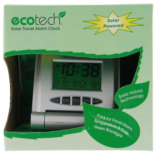 Ecotech Travel Alarm Clock