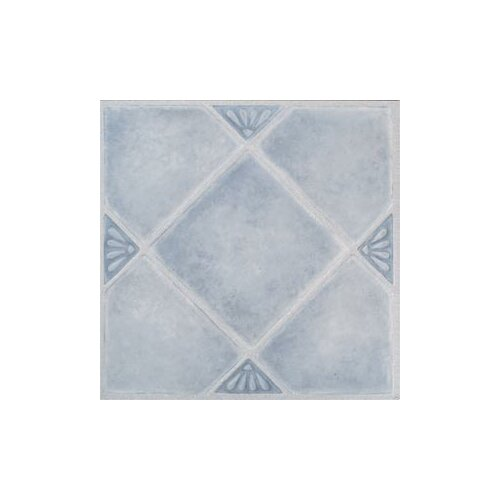 "Home Dynamix 12"" x 12"" Vinyl Tiles in Madison Stone"