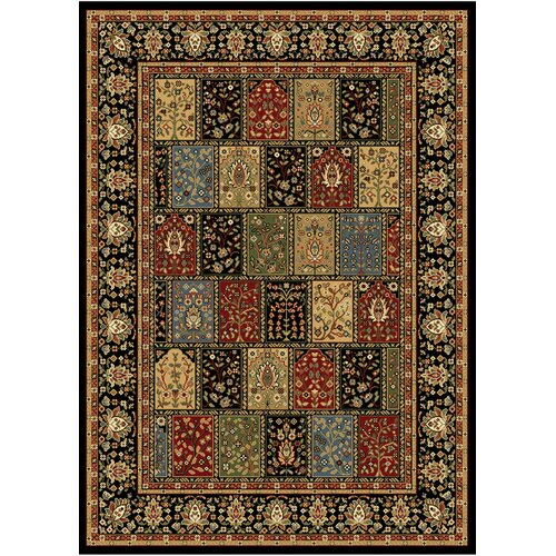 Home Dynamix Royalty Black Rug