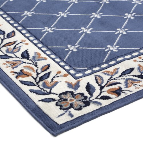 Home Dynamix Premium Country Blue Rug