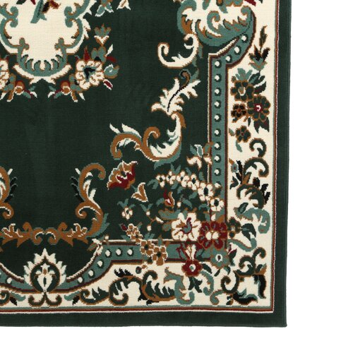 Home Dynamix Premium Hunter Green Rug