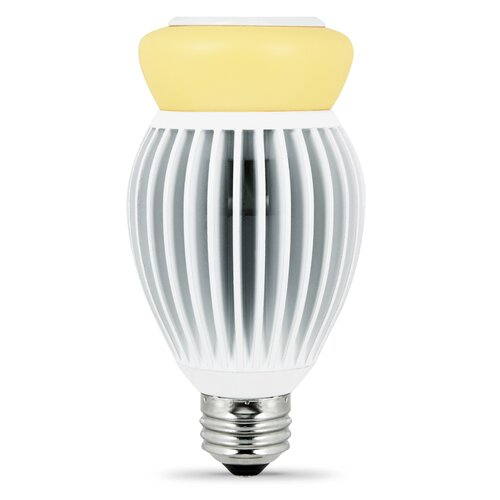 22W Yellow 120-Volt (5000K) LED Light Bulb
