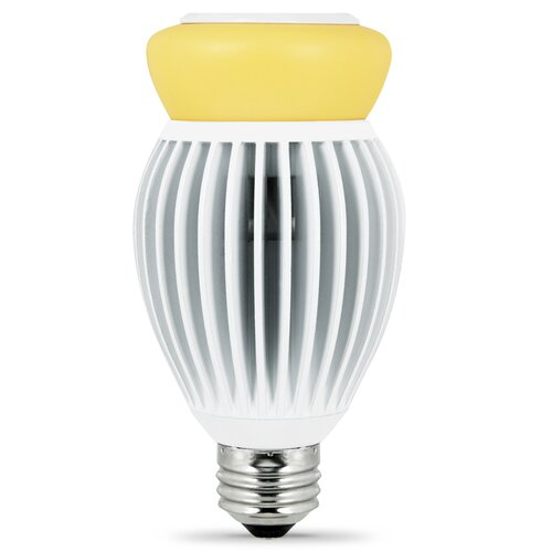 22W Yellow 120-Volt (3000K) LED Light Bulb