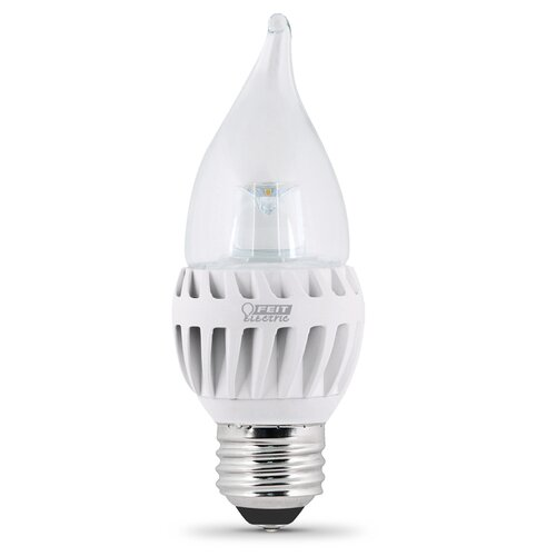 7W 120-Volt (3000K) LED Light Bulb