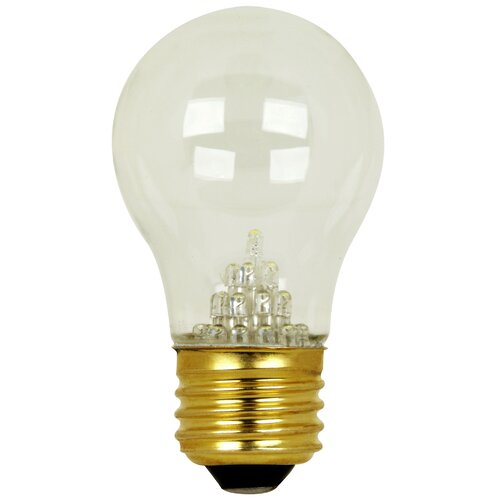 120 Volt Outdoor Led Light: 2W 120-Volt LED Light Bulb