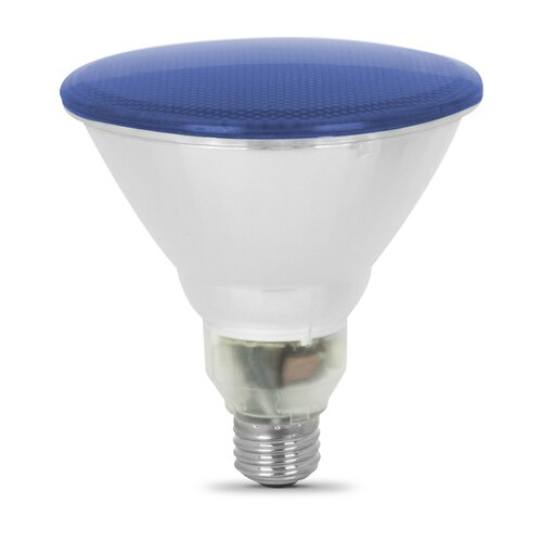 100W Blue Fluorescent Light Bulb