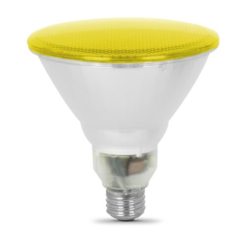 Feitelectric 100w Yellow Bug Fluorescent Light Bulb Reviews Wayfair