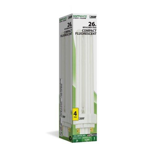 FeitElectric 26W (2700K) Fluorescent Light Bulb