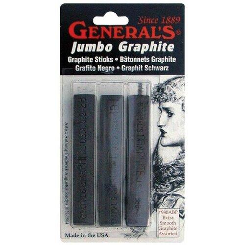 General Jumbo Graphite Stick