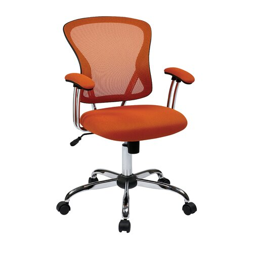 Ave Six Ave Six High-Back Mesh Juliana Office Chair
