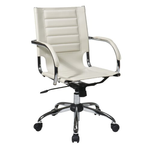 Ave Six Mid Back Trinidad Office Chair