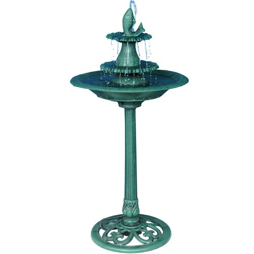 Alpine 3 Tiered Fish Fountain