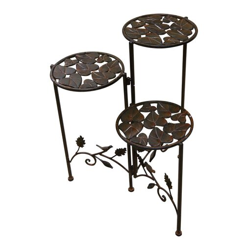 Alpine Round Planter Stands