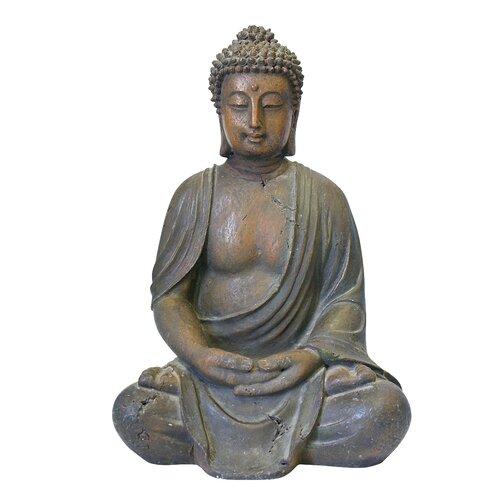 Alpine Buddha Decoration Statue