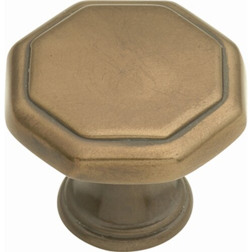 "HickoryHardware Conquest 1.16"" Novelty Knob"