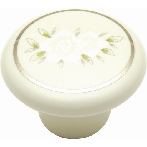"HickoryHardware English Cozy 1.52"" Round Knob"