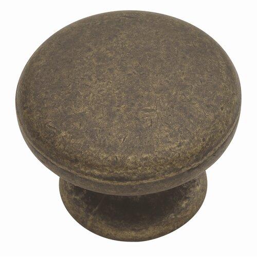 """HickoryHardware Oxford 1.25"""" Round Knob"""