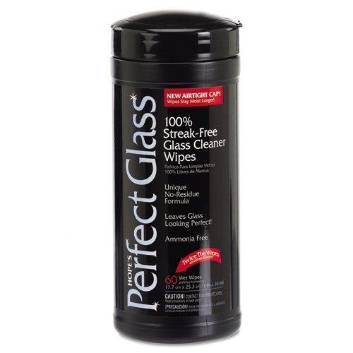 Hopes Perfect Glass Glass Cleaner Wipe