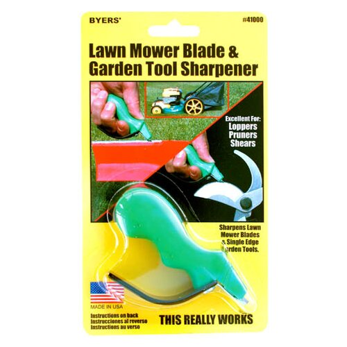 CreativeHomeowner Lawn Mower & Garden Tool Sharpener 41000