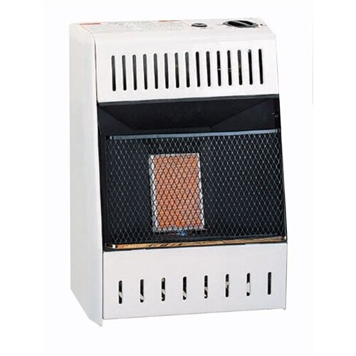World Marketing 6,000 BTU Infrared Wall Propane Space Heater