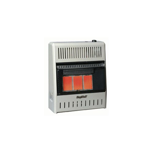 18,000 BTU Infrared Wall Space Heater