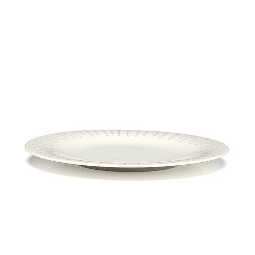 """iittala Sarjaton 10"""" Metsa Dinner Plate"""