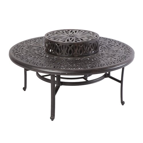 Alfresco Home Kaleidoscope Coffee Table with Firepit