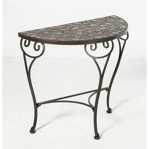 Alfresco Home Bolla Mosaic Outdoor Console Table