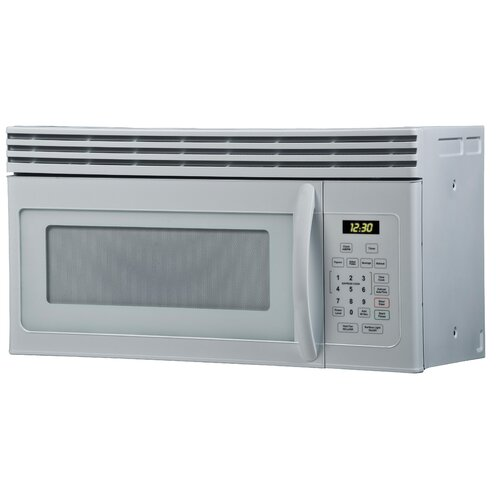 Haier 1 6 Cu Ft 1000w Over The Range Microwave Amp Reviews