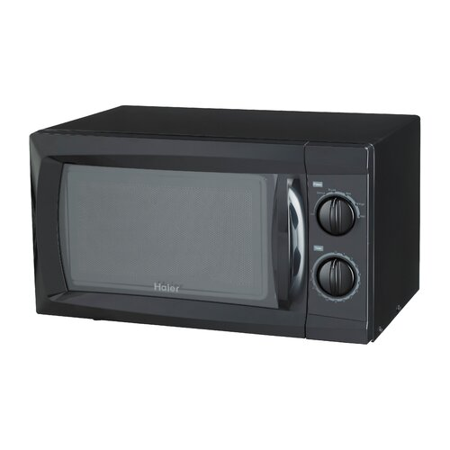 Haier 0.6 Cu. Ft. 600W Countertop Microwave