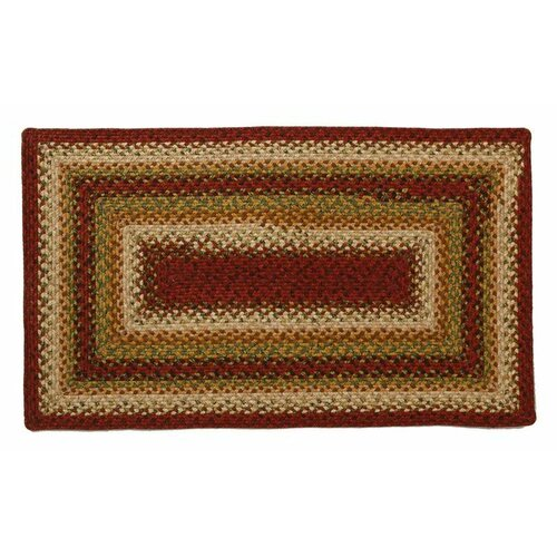 Homespice Decor Cotton Sante Fe Sunrise Rug