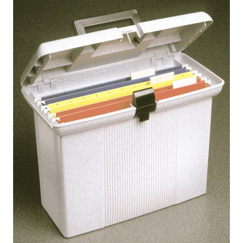 Pendaflex Granite PortFile Portable File Box
