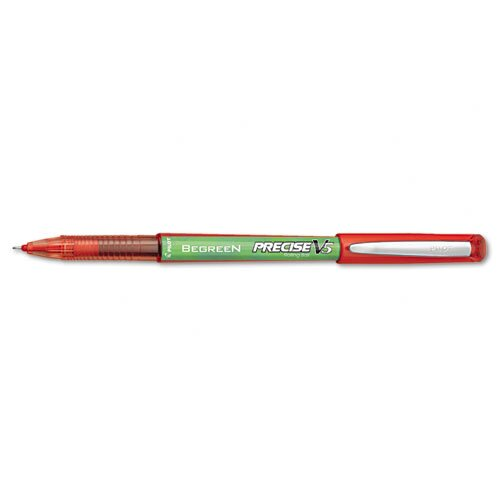 Begreen Precise V5 Roller Ball Stick Pen (Set of 12)