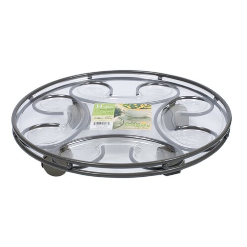 Plastec Saucer Caddy
