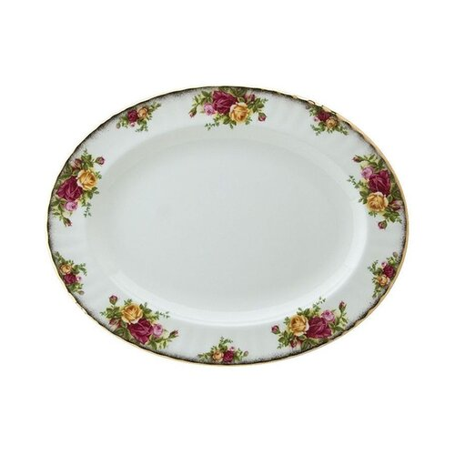 Royal Albert Old Country Roses Oval Platter