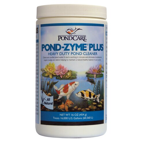 Pondcare Pond-Zyme Enzymatic Barley Pond Cleaner