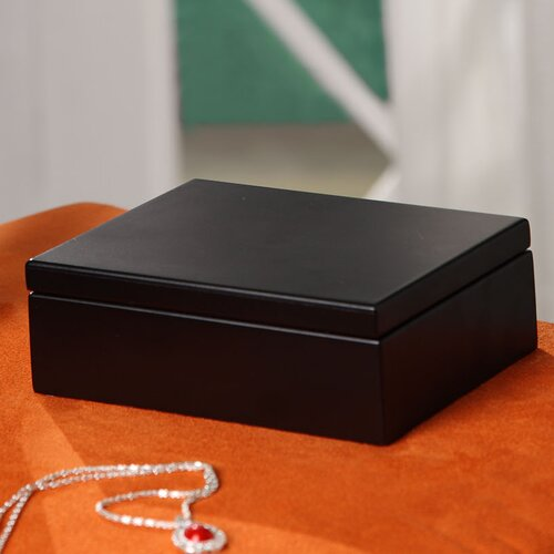 Wildon Home ® Pearl Jewelry Box