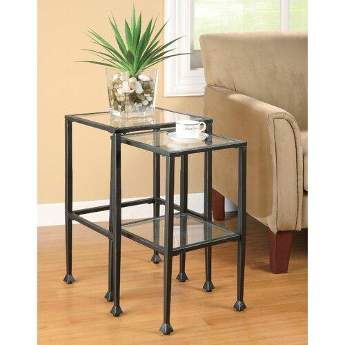 Wildon Home ® Thorndike 2 Piece Nesting Tables