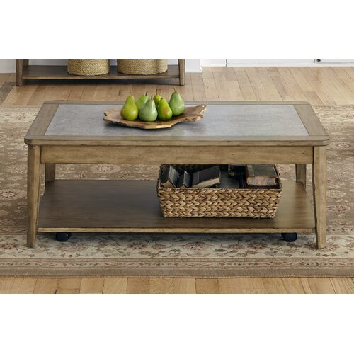 Ashley Furniture Glass Coffee Table