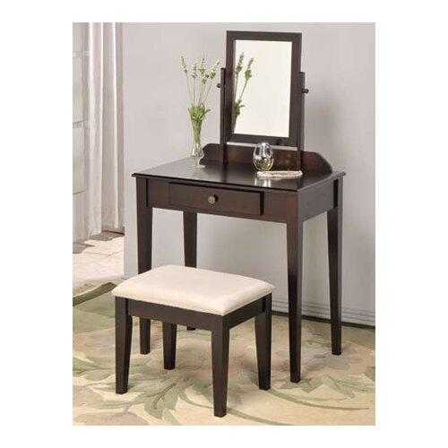 Wildon Home ® Vanity Set with Mirror