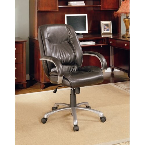 Wildon Home ® Skipanon Mid-Back Office Chair