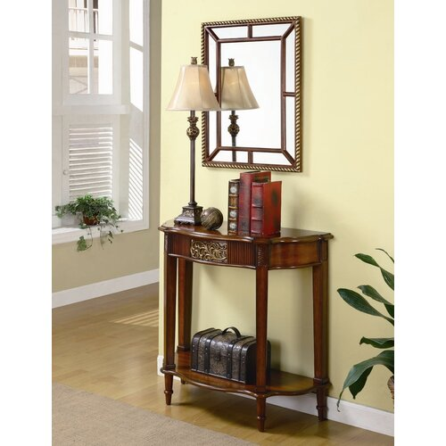 Wildon Home ® Console Table and Mirror Set