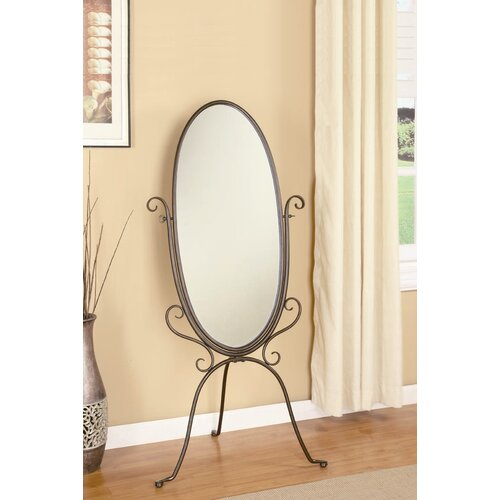 Wildon Home ® Caratunk Cheval Mirror