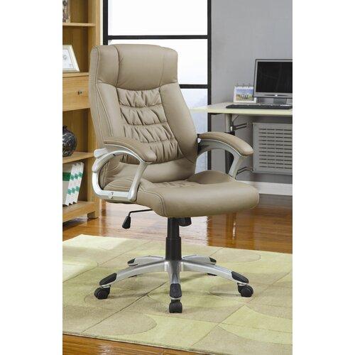 Wildon Home ® High-Back Rochester Executive Chair