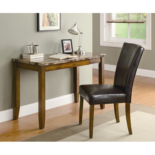 Wildon Home ® Newry Mountain Writing Desk and Chair Set
