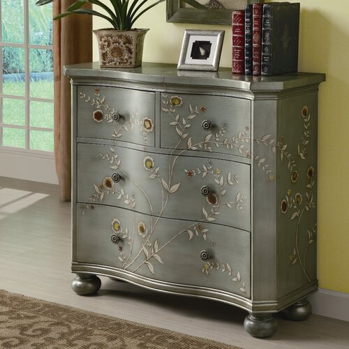 Wildon Home ® Solon 4 Drawer Cabinet