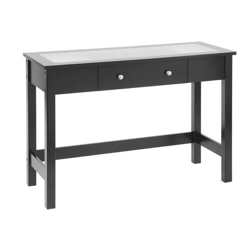 Wildon Home ® Bay Shore Console Table with Glass Top