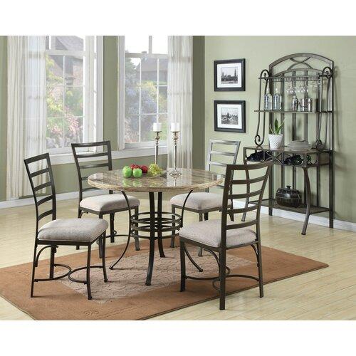 Wildon Home ® Val 5 Piece Dining Set