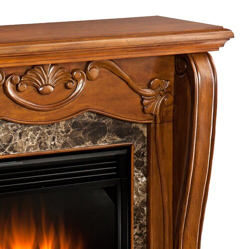 Wildon Home ® Fulton Electric Fireplace